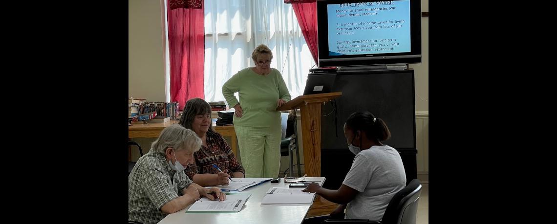 Financial Literacy Class August 2021
